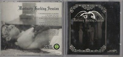 Mortuary Hacking Session - Delightful Carvings Cd 2004