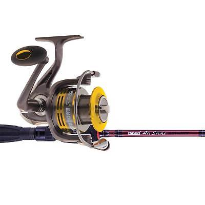 6ft Rovex Air Strike Advance 2-4kg Graphite Fishing Rod and Reel Combo-2000 Reel