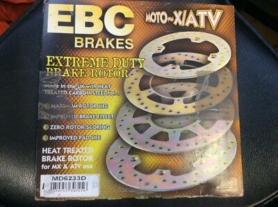 EBC Moto-X / ATV Brake Rotor MD6233D