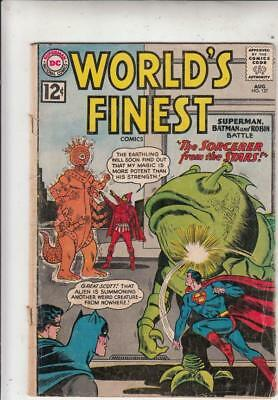 World's Finest # 127 strict VG+ Green Arrow and Aquaman backup stories!