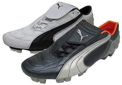 Mens Puma V-Kat GCi FG Football Boots Firm Ground Soccer Cleats Boot Leather 2f830ad9dbf