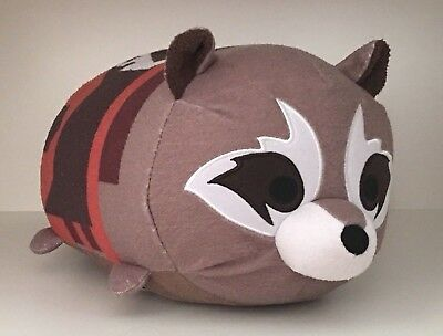 Disney Store - Tsum Tsum Rocket Guardians Of The Galaxy - Medium - New/tagged