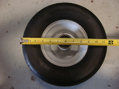 Replacement Finishing Mower Wheel 10 Quot X 3 25 Quot W 3 4