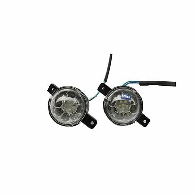 HMParts ATV Quad 250ccm LED Scheinwerfer SET Typ 77