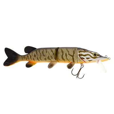 """Westin WS07207 Mike the Pike Jointed Hybrid Swimbait 6.75"""""""
