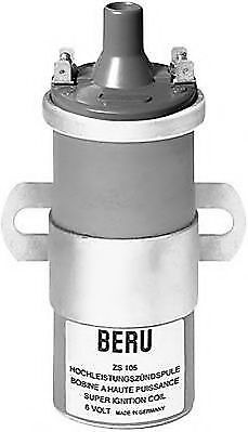 Beru 0040100105 / ZS105 Ignition Coil Replaces 4796501 76834
