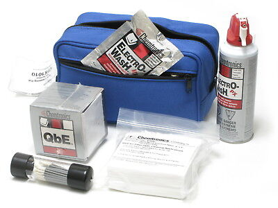 Chemtronics CFK1010 FOCCUS I&M Fiber Optic Cleaning Kit