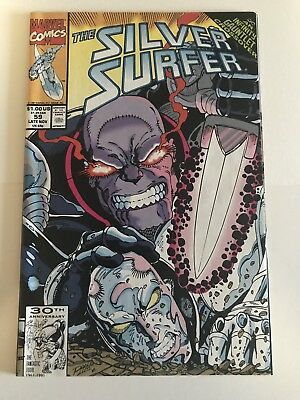 Silver Surfer 59 Infinity Gauntlet! Marked Down Comics