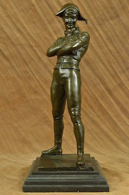 Vintage Art Deco Style Harlequin Jester Old Bronze Sculpture Statue Figure Sale