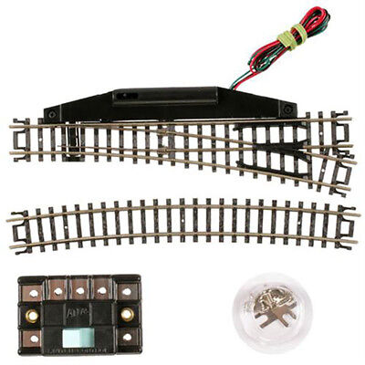 Atlas N Scale Code 80 Remote Right-Hand Turnout/Switch Model Train Track