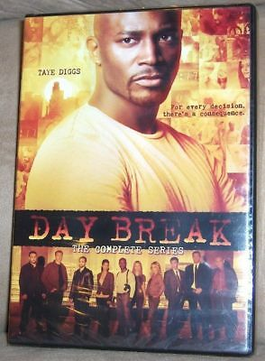 Day Break - The Complete Series DVD (2-Disc Set) - NEW & SEALED