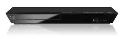 PANASONIC BLU-RAY DISC PLAYER w/ DOUBLE USB INPUT FULL HD 1080p DLNA DMP-BD79