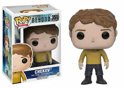 Star Trek Beyond POP! PVC-Sammelfigur - Chekov