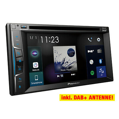 vw golf 5 v pioneer bluetooth usb mp3 autoradio einbauset android apple eur 189 90. Black Bedroom Furniture Sets. Home Design Ideas