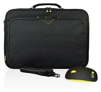 Techair Bag and Mouse 17 Inch Bundle. From Argos