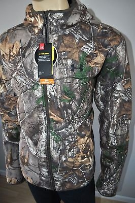 Under Armour Men's Stealth Hooded Jacket - Realtree Xtra 1283119-947 $159.99