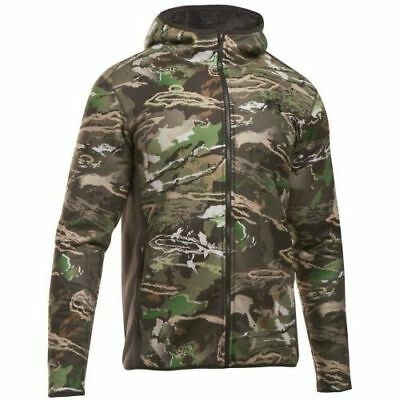 Under Armour Men's Stealth Hooded Jacket Ridge Reaper Forest 1283119-943 $159.99