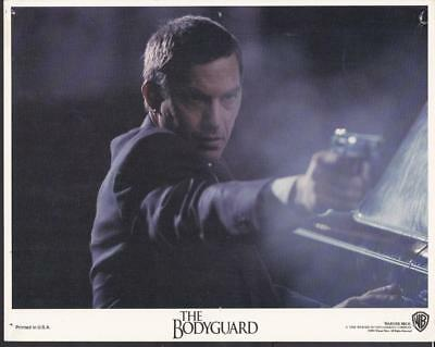 Kevin Costner closeup in The Bodyguard 1992 vintage movie photo 33563