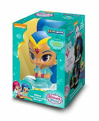 "Nickelodeon Shimmer and Shine Colour Changing Illumi-mate ""Shimmer"""