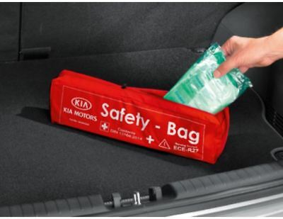 Genuine Kia Stinger GT 2018 > Safety Kit / Bag 66940ADE00