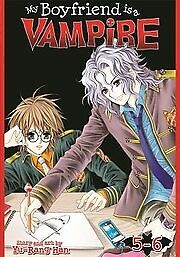 My Boyfriend Is A Vampire Vol 5-6, Yu-Rang, Han, Excellent