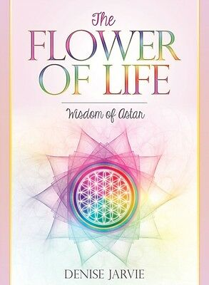 Flower of Life Cards: Wisdom of Astar, 52 Full Colour Oracle Card...