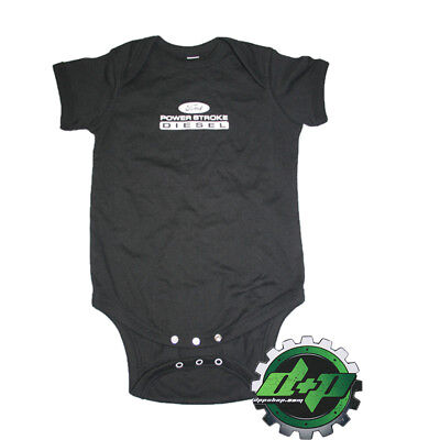 Ford Powerstroke baby infant toddler outfit onezie sleeper cruiser newborn