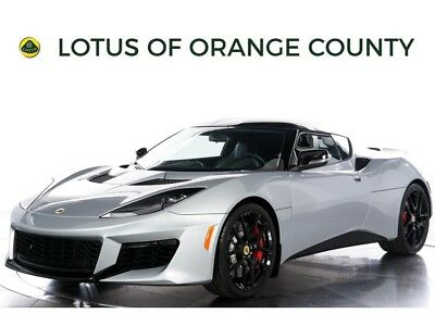 "2017 Lotus Evora 400 ""NEW FROM FACTORY"" 2017 Lotus Evora 400 - NEW FROM FACTORY, LEATHER PACK, BLACK FORGED WHEELS"