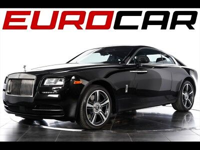 2014 Rolls-Royce Other Base Coupe 2-Door 2014 Rolls-Royce Wraith - ONE OWNER, CALIFORNIA CAR, DRIVER ASSISTANCE PKG