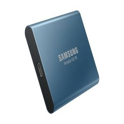 Samsung T5 250GB USB3.1 Portable SSD - External HDD- MU-PA250B/WW