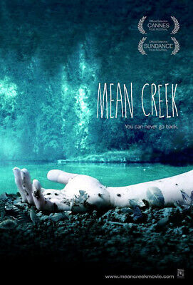 Mean Creek (2004) original movie poster advance single-sided rolled