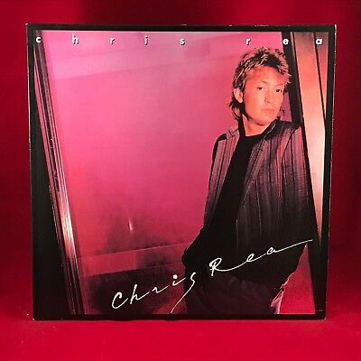 CHRIS REA Chris Rea 1981 UK vinyl LP EXCELLENT CONDITION same self titled