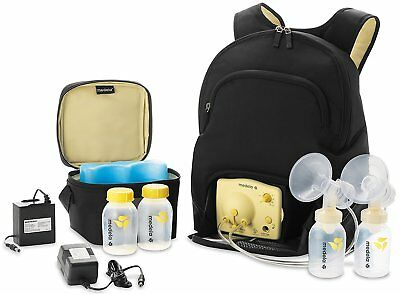 Medela Pump In Style Advanced Double-Electric Breast Pump Backpack NEW