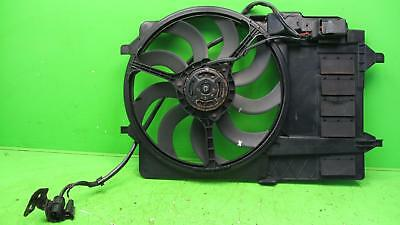 (BMW) MINI R50  Radiator Cooling Fan/Motor 1.6 Fan/Motor w/Cowl,w/AC