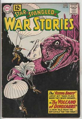 Star Spangled War Stories # 100 strict VG/FN+  KEY   number 100th Issue