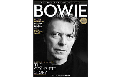 David Bowie - The Uncut Ultimate Music Guide -  Deluxe Remastered Edition...new