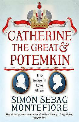 Catherine the Great and Potemkin: The Imperial L, Sebag Montefiore, Simon, New