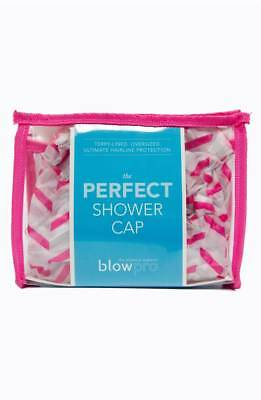 BlowPro The Perfect Shower Cap - New in Pouch - PVC