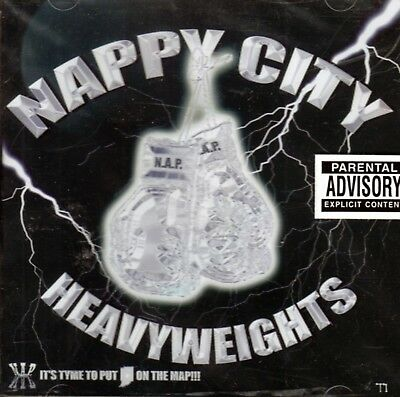 N.a.p. -Nappy City Heavyweights---Jim-E-Mac+ Haystak---Naptown Indiana Rap-New!!