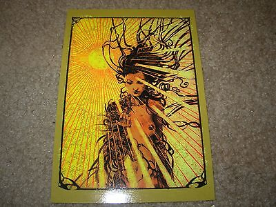 "MALLEUS Postcard Print CULT Witches 4.75X6.75/"" poster art handbill"