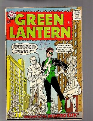 GREEN LANTERN (1960-1988) 27 GOOD + 1964 loose pages