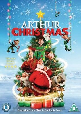 Arthur Christmas With Xmas Decoration
