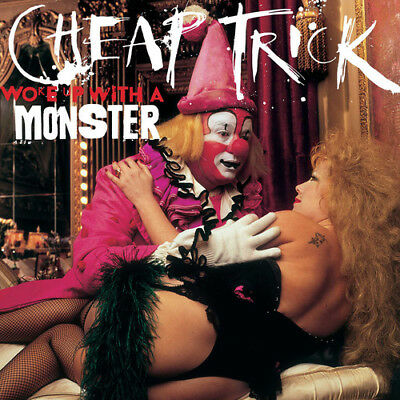 Cheap Trick - Woke Up With A Monster [New Vinyl LP] Indie Exclusive