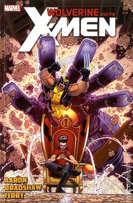 Wolverine and the X-Men TPB (Marvel) By Jason Aaron #7-1ST 2013 FN