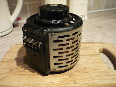 Vintage British Electric Resistance Co. (BERCO ) rheostat unit