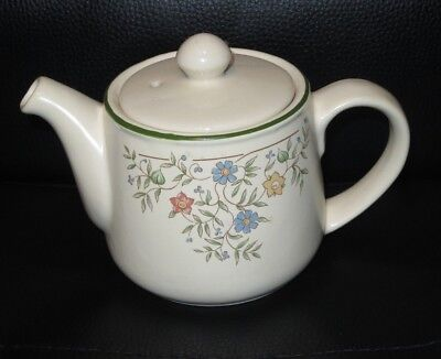 Bhs Country Garland Small 3/4 Pint Teapot
