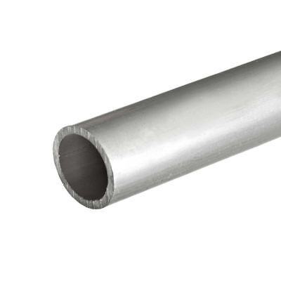 "6063-T52 Aluminum Round Tube 3 inch OD, 12 inches long, 0.065"" wall"