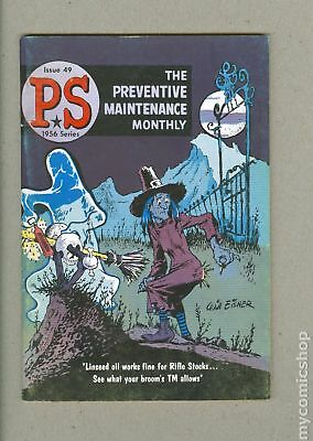 PS The Preventive Maintenance Monthly #49 1957 FN 6.0