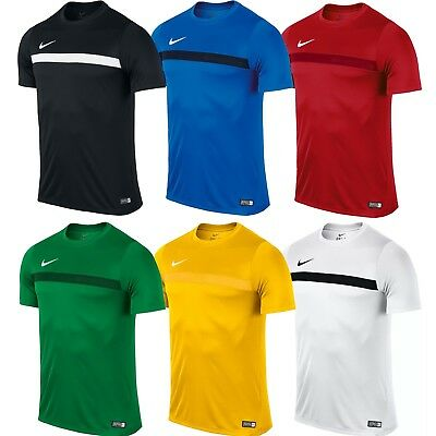 NEW Mens Nike Short Sleeve Top Gym Sports Tee Fitness T-Shirt Size S M L XL XXL