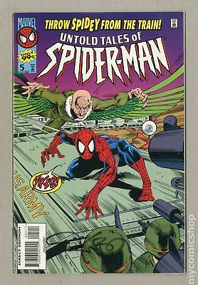 Untold Tales of Spider-Man #5 1996 FN+ 6.5